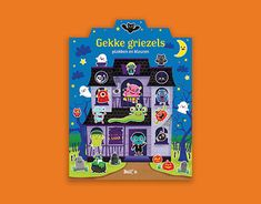 Sticker book with over 80 Halloween themed stickers. Halloween Stickers, Halloween Themes, New Work, Adobe Illustrator, Bali, Print Design, Digital Art, Behance, Profile