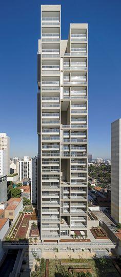 Unitt Urban Living,© Leonardo Finotti