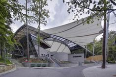 Award of Excellence Tensile Structures, More Than 2300 Square Meters (24756 Square Feet) Opera Leśna Sopot Taiyo Europe GmbH