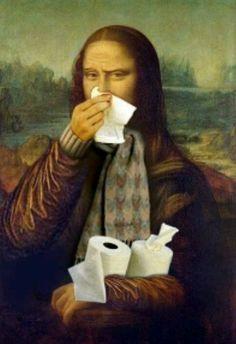 15 versões da Mona Lisa que Leonardo da Vinci nunca imaginou Memes Arte, Art Memes, Mona Lisa Facts, Mona Lisa Parody, Le Sourire De Mona Lisa, Mona Lisa Louvre, Mona Lisa Drawing, Bd Pop Art, Mona Lisa Smile