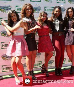 Fifth Harmony, Ally Brooke, Camila Cabello, Dinah-Jane Hansen, Lauren ...