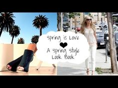 Spring is Love | A Spring Style Fashion Film