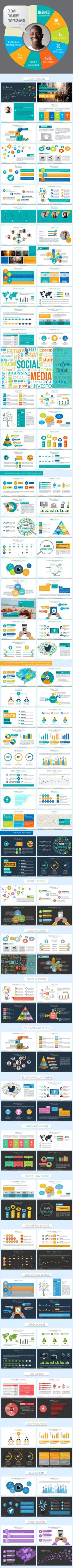 Boost Business Powerpoint Template  Business Powerpoint Templates