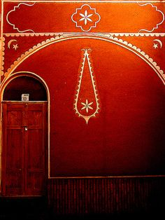 Persian Houses by HORIZON, via Flickr