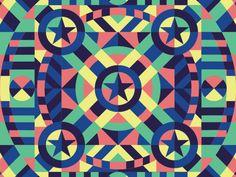 Razzle Dazzle  by MUTI #Design Popular #Dribbble #shots
