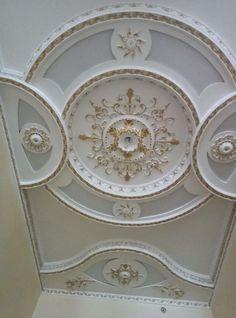 Одноклассники House Ceiling Design, Bedroom False Ceiling Design, House Design, Dome Ceiling, Ceiling Decor, Dream House Plans, Living Room Decor, Interior Design, Home Decor