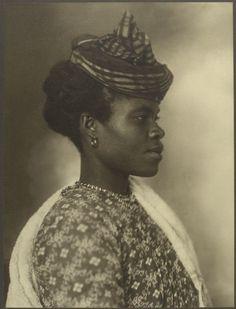 Une Guadeloupéenne. PHOTOS. Des portraits d'immigrés arrivant aux États-Unis il y a plus de 100 ans