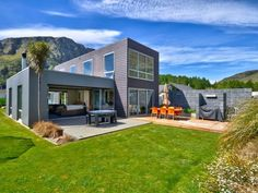 Modern Masterpiece, Luxury House in Queenstown & Lakes, New Zealand | Amazing Accom