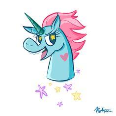 Star Vs the Forces of Evil Pony Head Cartoon Shows, Cartoon Characters, Pony Head, Evil Unicorn, Desenhos Cartoon Network, Star Y Marco, Evil Art, Unicorns And Mermaids, Star Wars