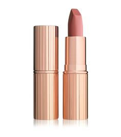 Charlotte Tilbury Matte Revolution Lipstick Pillow Talk available to buy at Harrods.Shop make-up online and earn Rewards points.