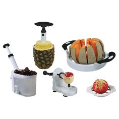5-Piece Fruit & Vegetable Prep Set