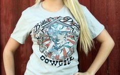 Printed with all natural inks on a boyfriend fit comfy tee. Designed and printed in the U.S.A.