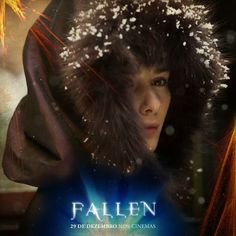 Addison Timlin as Lucinda Biscoe in Serie Fallen, Fallen Saga, Fallen Novel, Fallen Book, Fallen Angels, Lauren Kate, Movies And Series, Book Series, Harrison Gilbertson