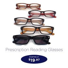 7ddc1fd22a17 SightPros Reading Glasses - See Clearly up close -