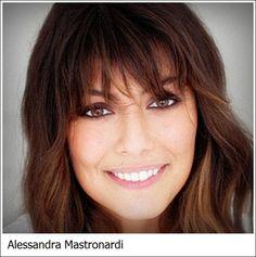 Alessandra Mastronardi Napoli, 18 febbraio 1986 attrice italiana.