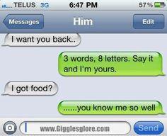 Haha so me!