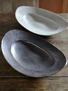 - 器と暮らしの道具 OLIOLI Plates/Bowls/Dishes with Rim