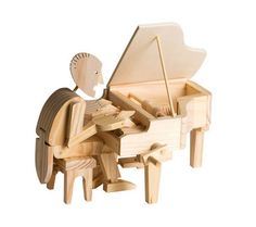 Buy TimberKits Pianist from BrightMinds. Leading UK Online Educational Kids Gifts and Childrens Toy Shop for TimberKits Pianist Pen & Paper, Wooden Model Kits, Timber Wood, Kits For Kids, Radio Control, Craft Kits, Wooden Toys, Wood Crafts, Diy Projects