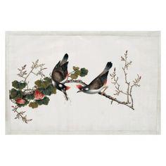 Chinese birds album - Queer postcards