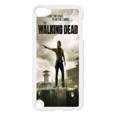 Walking Dead Season 3 Poster Phone Cover Case For iPod touch 5 White CGD164951 - Brought to you by Avarsha.com