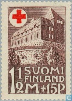 Finland - For the benefit of the Red Cross 1931