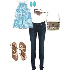 lilly pulitzer for target sea urchin for you styled by brittru84 on Polyvore featuring MARC BY MARC JACOBS, Forever 21, Kendra Scott, Michael Kors and Lilly Pulitzer