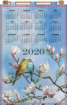 Calendario 2020 Maxim.14 Best Felt Calendars Images In 2019 Felt Stitch Calendar