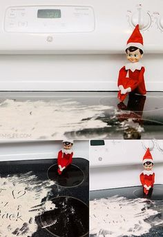 Cool elf on the shelf ideas-make a kids day!!! #elfontheshelf