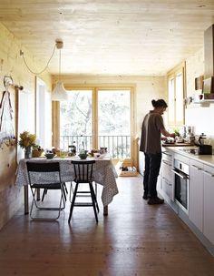Wood-panelled kitchen  Layout  IKEA family live blog