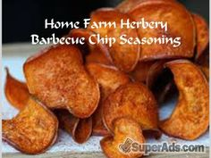 Barbecue Chip Seasoning, Order now, FREE shipping in San Francisco CA - Free San Francisco SuperAds