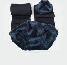 8 Colors S-XL Winter Plus Cashmere Leggings Woman Casual Warm Plus Size Faux Velvet Knitted Thick Slim Super Elastic Leggings