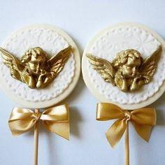 Resultado de imagem para doces decorados para batizado
