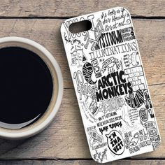 Arctic Monkeys City iPhone SE Case | casefantasy