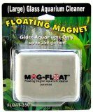 Mag-Float 350 Magnet Cleaner (Glass) - Large (up to 350gal)