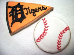Cookies for when we go to the WORLD SERIES!