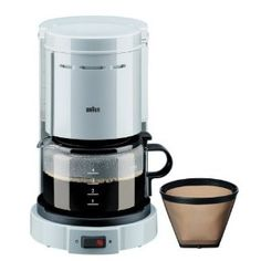 Braun 4 Cup: This braun 4 cup coffee maker has to be the best and I have been using this for a very long time.   I really love how it makes coffee for me every morning