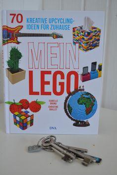 Mein Lego - das große Lego-Buch mit 70 Ideen zum Upcycling