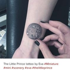 Little Prince Tattoo by Eva