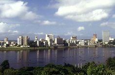 Abiyán Costa de Marfil.