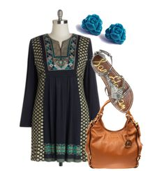 Plus size outfit polyvore
