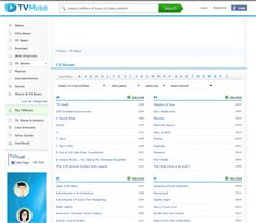 Free tv/movie sites