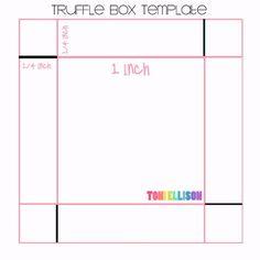 Toni Ellison: Chocolate Truffles Box (KeyChain)