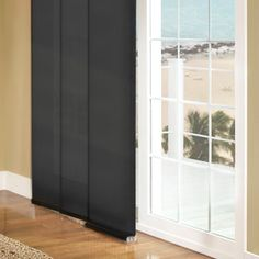 Comfortex 174 Envision 174 Panel Track Blinds Blackout Home