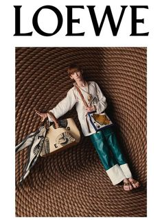 Loewe's Spring 2017 Ad Campaign - The Impression
