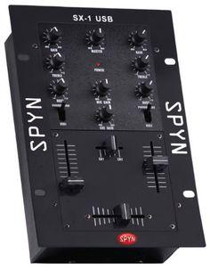 Покупайте в любых интернет-магазинах вместе с LiteMF!  Spyn Audio SX-1 Two Channel DJ Mixer Spyn Audio http://www.amazon.com/dp/B007Y0RD4K/ref=cm_sw_r_pi_dp_vRPLvb1PGR4KT