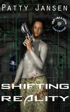 """""""Shifting Reality"""" by Patty Jansen (Goodreads Author)"""