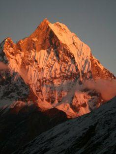 Anapurna Base Camp Trek, Pokhara, Nepal