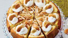 Banana Pudding Cheesecake - Southern Living