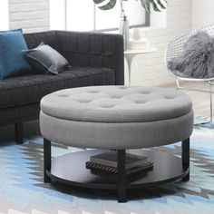 1000 Ideas About Table Storage On Pinterest Coffee