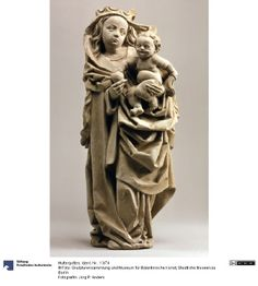 Mother of God    figure    about 1480    Stylistic origin: Strasbourg